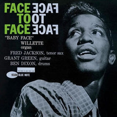 Baby Face Willette - Face To Face LP