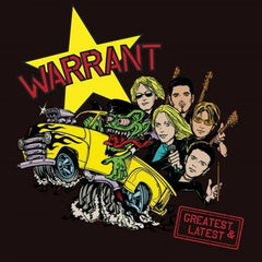 Warrant - Greatest And Latest LP