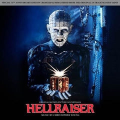 Christopher Young - Hellraiser Soundtrack LP (30th Anniversary Edition)
