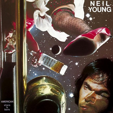 Neil Young - American Stars N' Bars LP