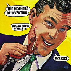Frank Zappa - Weasels Ripped My Flesh LP