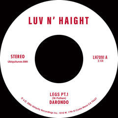 Darondo - Legs Pt. 1 b/w Let My People Go 7-Inch