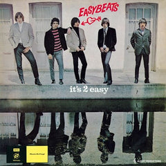 The Easybeats - Easy LP (Silver Vinyl)