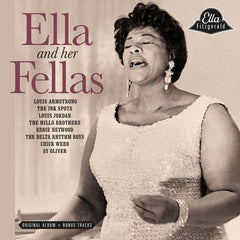 Ella Fitzgerald - Ella And Her Fellas LP
