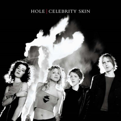 Hole - Celebrity Skin 2LP (180g Black Audiophile)
