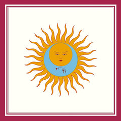 King Crimson - Larks' Tongues In Aspic LP (40th Anniversary Edition)