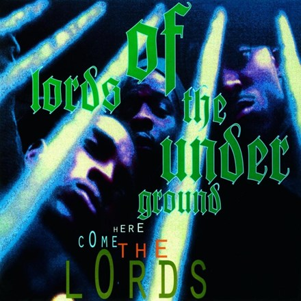 Lords Of The Underground - Here Come The Lords 2LP