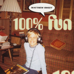 Matthew Sweet - 100% Fun 2LP (Expanded Edition)