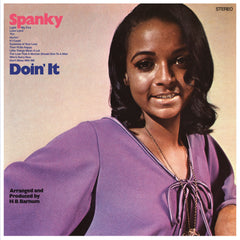 Spanky Wilson - Doin It LP