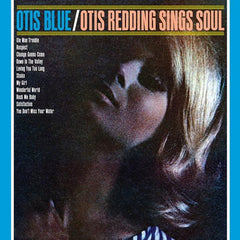 Oits Redding - Otis Blue / Otis Redding Sings Soul LP
