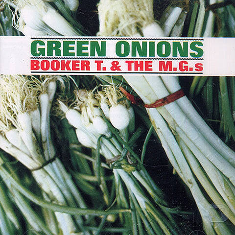 Booker T & The MGs - Green Onions LP (180g)