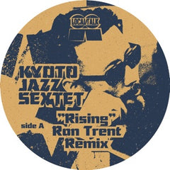 Kyoto Jazz Sextet - Rising (Ron Trent Remix) 10-Inch