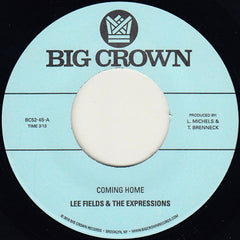 Lee Fields - Coming Home 7-Inch