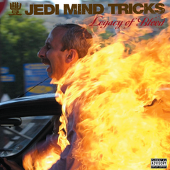 Jedi Mind Tricks - Legacy of Blood 2LP (Red Vinyl)