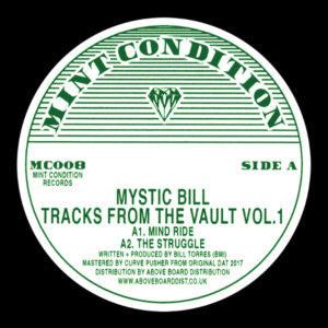 Mystic Bill - Tracks From the Vault V1 EP