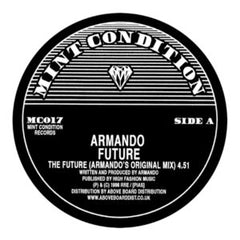 Armando - The Future (Cajmere Remix)