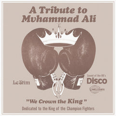Le Stim - A Tribute To Muhammad Ali EP