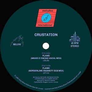 Crustation - Flame (Mood II Swing Remix) EP