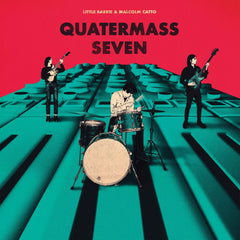 Little Barrie & Malcolm Catto - Quatermass Seven LP