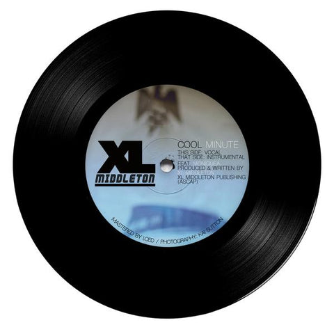 XL Middleton - Cool Minute 7-Inch