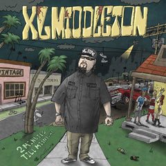 XL Middleton - 2 Minutes Till Midnight LP