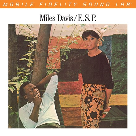 Miles Davis - E.S.P. 2LP (Numbered 180g 45rpm)