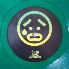 Unknown - Worries (Drum & Bass Remix) 10-Inch EOP