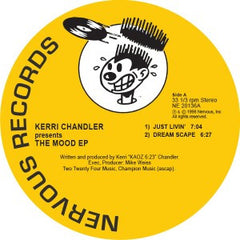 Kerri Chandler - The Mood 12-Inch