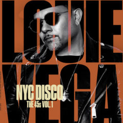 Louie Vega/NYC DISCO: THE 45s V1 3 x 7-Inch