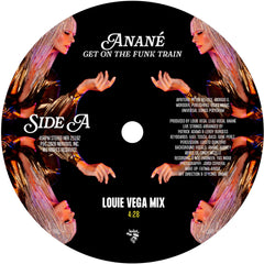 Anane - Get On The Funk Train 7-Inch