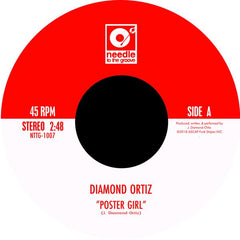 Diamond Ortiz - Poster Girl 7-Inch
