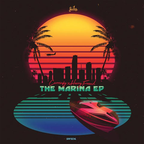 Curren$y & Harry Fraud - The Marina LP