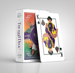 The 1998 Deck - Nolanta (Deck Of Playing Cards)