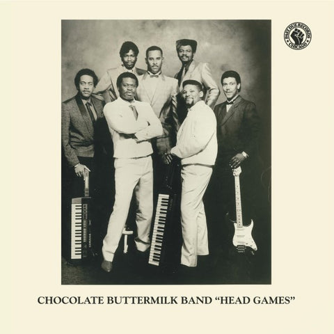 Chocolate Buttermilk Band - Head Games 7-Inch