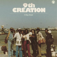 9th Creation - A Step Ahead LP