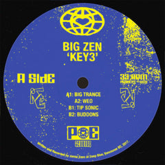 Big Zen - Key3 EP