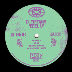 D. Tiffany - Feel U EP