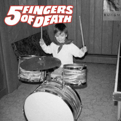 Paul Nice - 5 Fingers Of Death 7-Inch