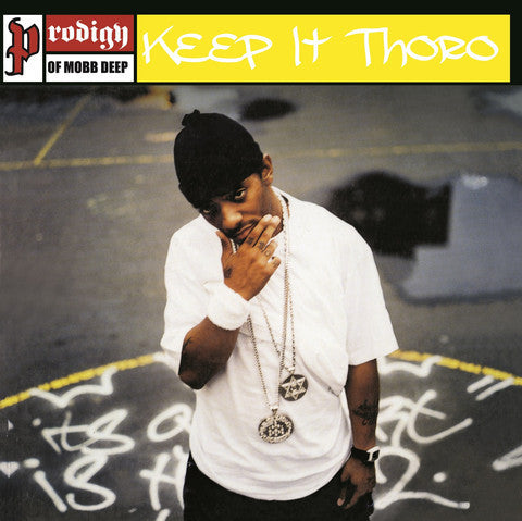 Prodigy - Keep It Thoro 7-Inch