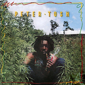 Peter Tosh - Legalize It LP (Pot Scented)