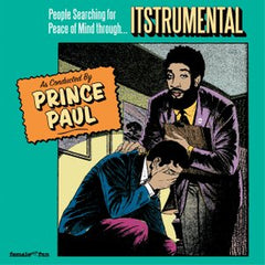 Prince Paul - Itstrumental 2LP
