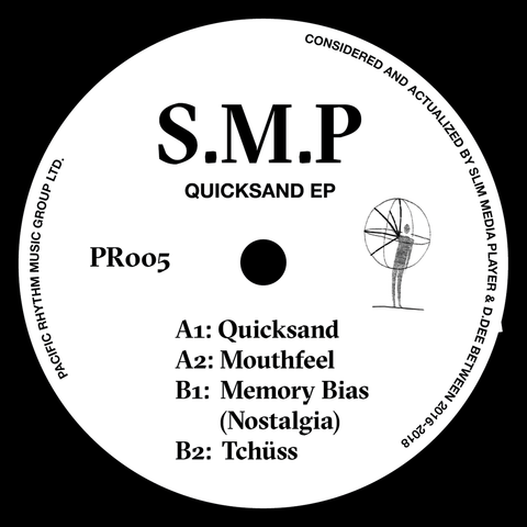 Slim Media Player - Quicksand EP