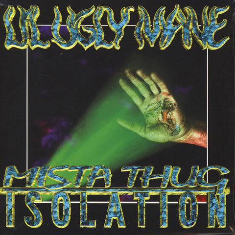 Lil' Ugly Mane - Mista Thug Isolation 2LP