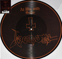 Venom - At War With Satan LP (Picture Disc)
