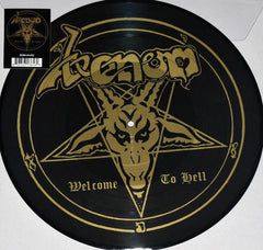 Venom - Welcome To Hell LP (Picture Disc)