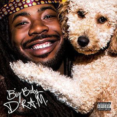 D.R.A.M. - Big Baby D.R.A.M. 2LP (Yellow Vinyl)