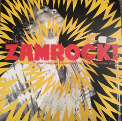 Welcome To Zamrock! 2LP
