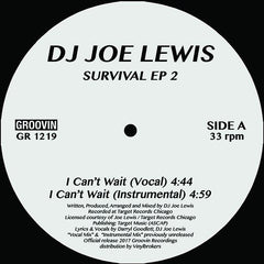 Joe Lewis - Survival EP 2
