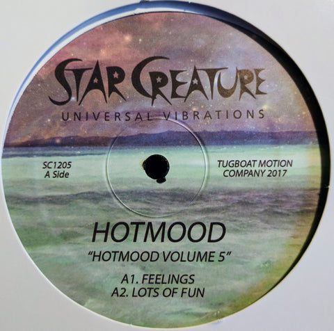 Hotmood Volume 5 EP