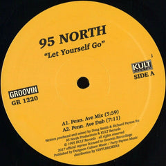 95 North - Let Yourself Go EP